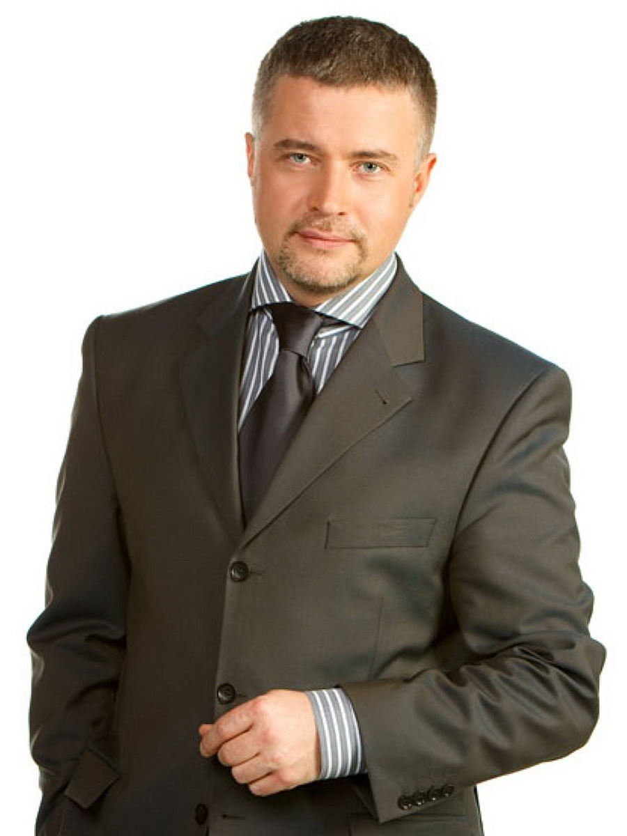 А.Серебренников - ведущий Настроения