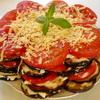 Баклажановый торт