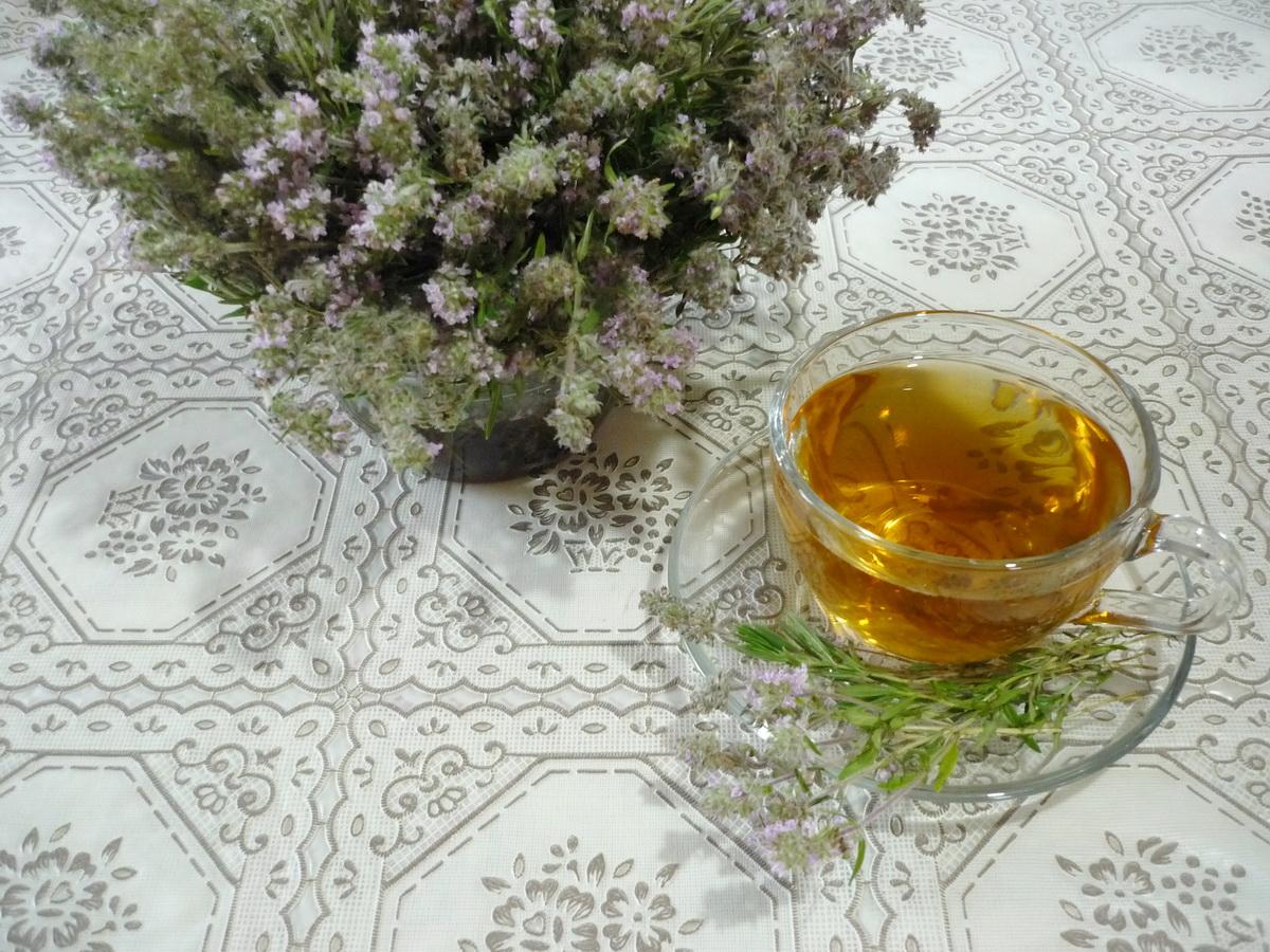 чабрец-чай