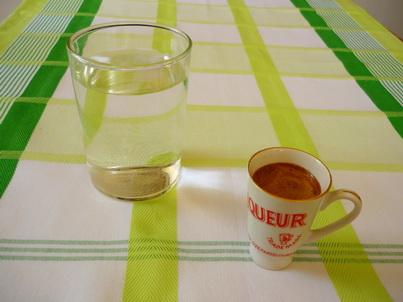 Чашка кофе Ристретто
