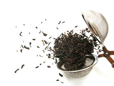 Заваривание чёрного чая