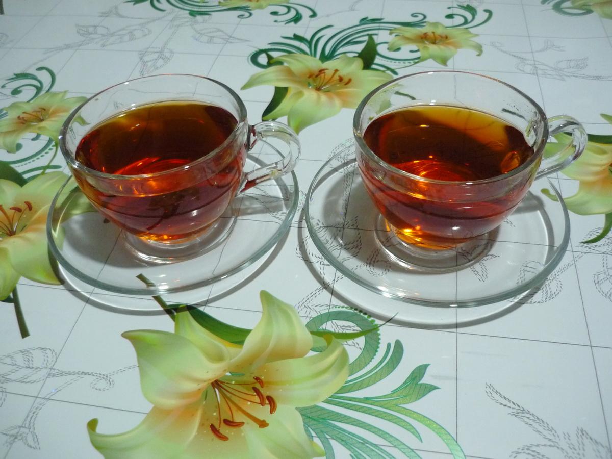 Чай из луковой обёртки