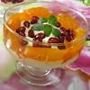 Десерт из хурмы