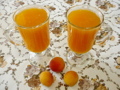 Абрикосовый сок в домашних условиях рецепт 366