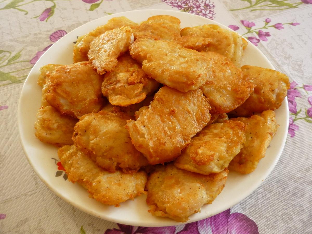 филе морского языка в кляре рецепт с фото