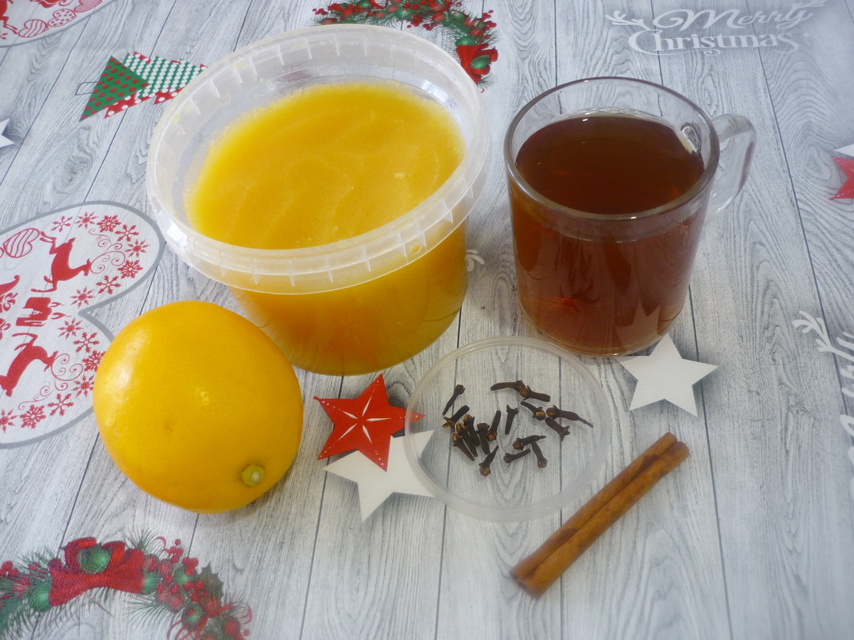 Гвоздичный чай от простуды