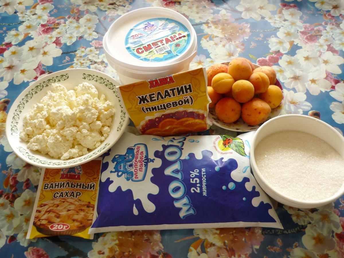 Бланманже творожный рецепт пошагово