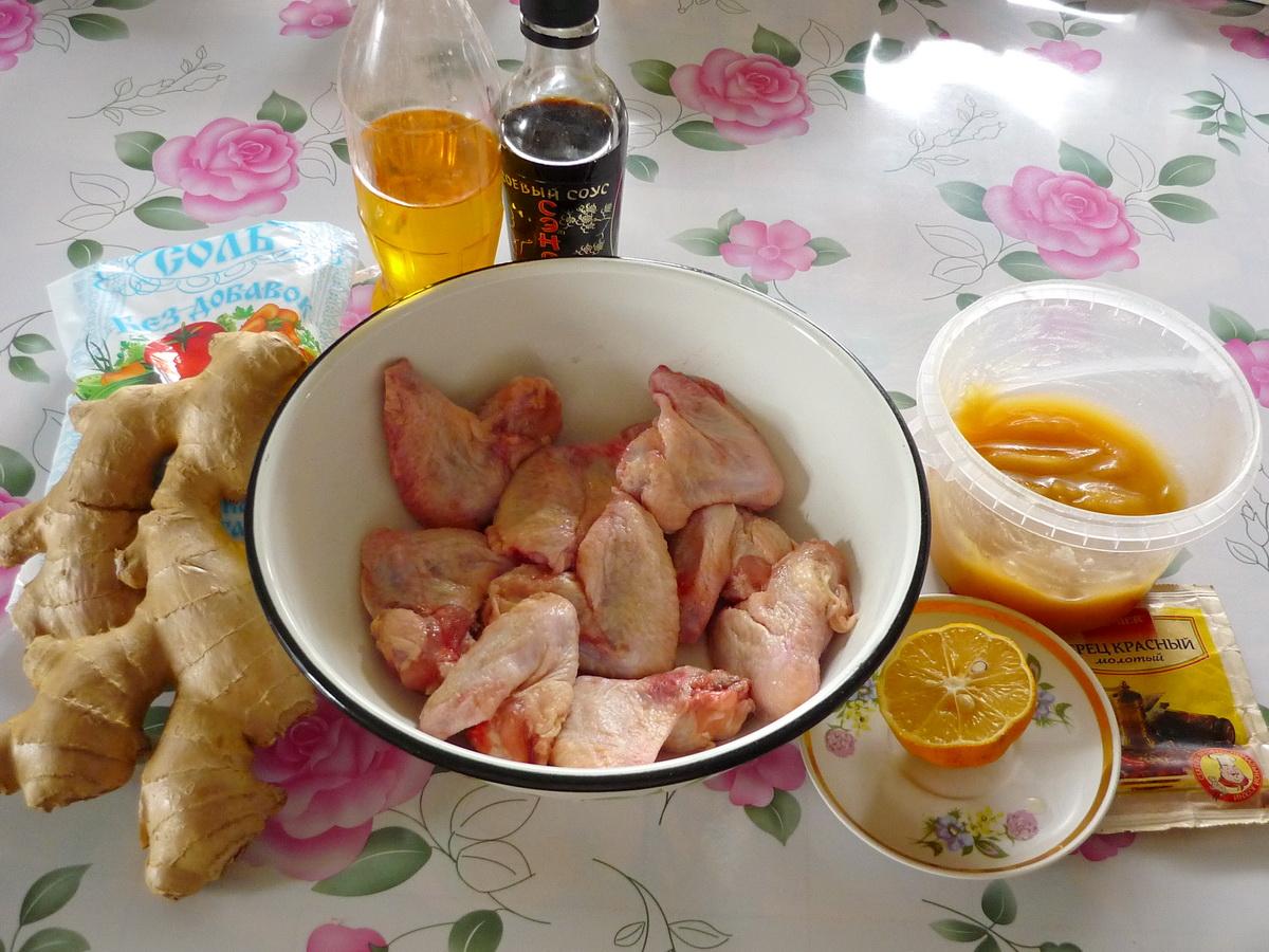 Рецепт куриных грудок в медовом соусе 97