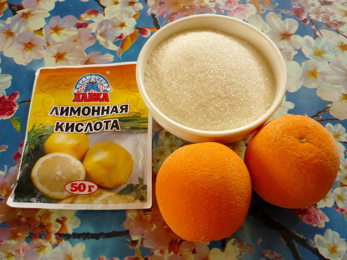 Как сделать напиток из апельсинов в домашних условиях 78