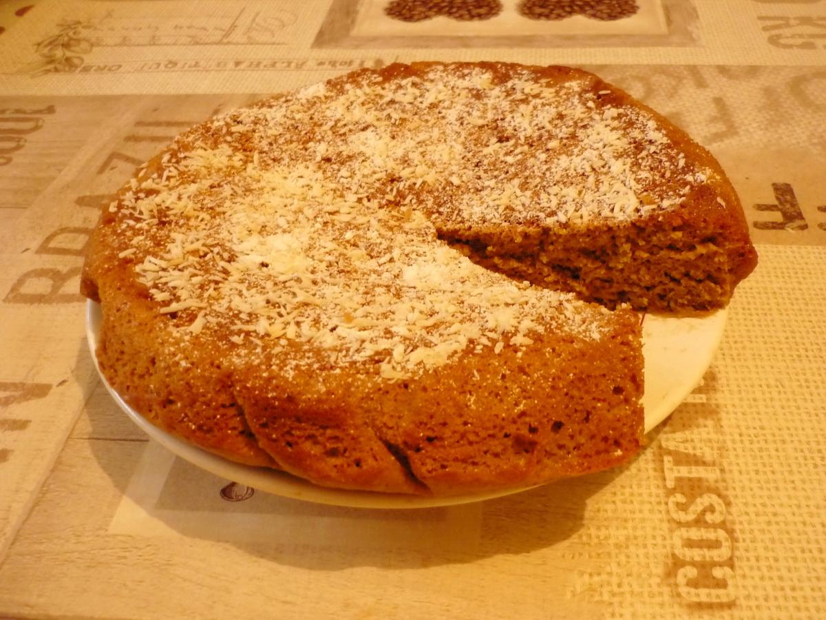 Кофейный торт Аллегровой