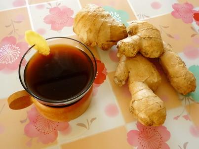 Кофе с Имбирём