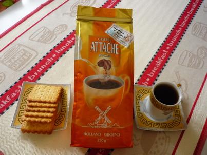 Кофе Attache