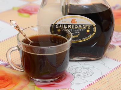 Кофе с ликёром Шериданс