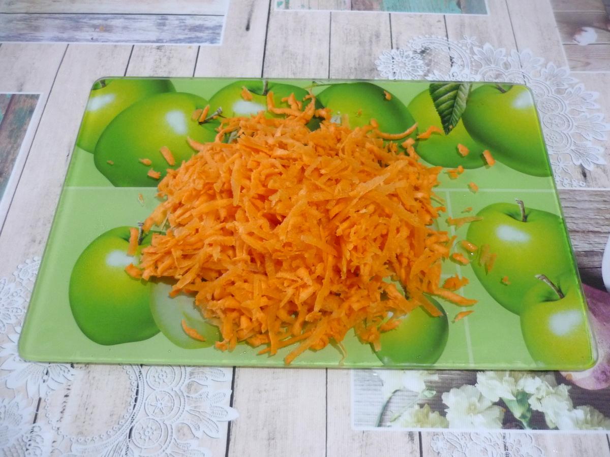 Морковь для зажарки