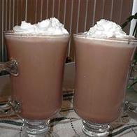 Напиток сливочно-шоколадный с мороженым