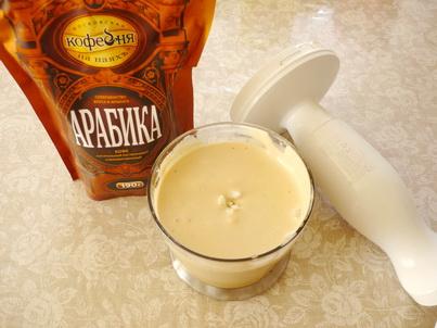 Растворимый кофе со льдом