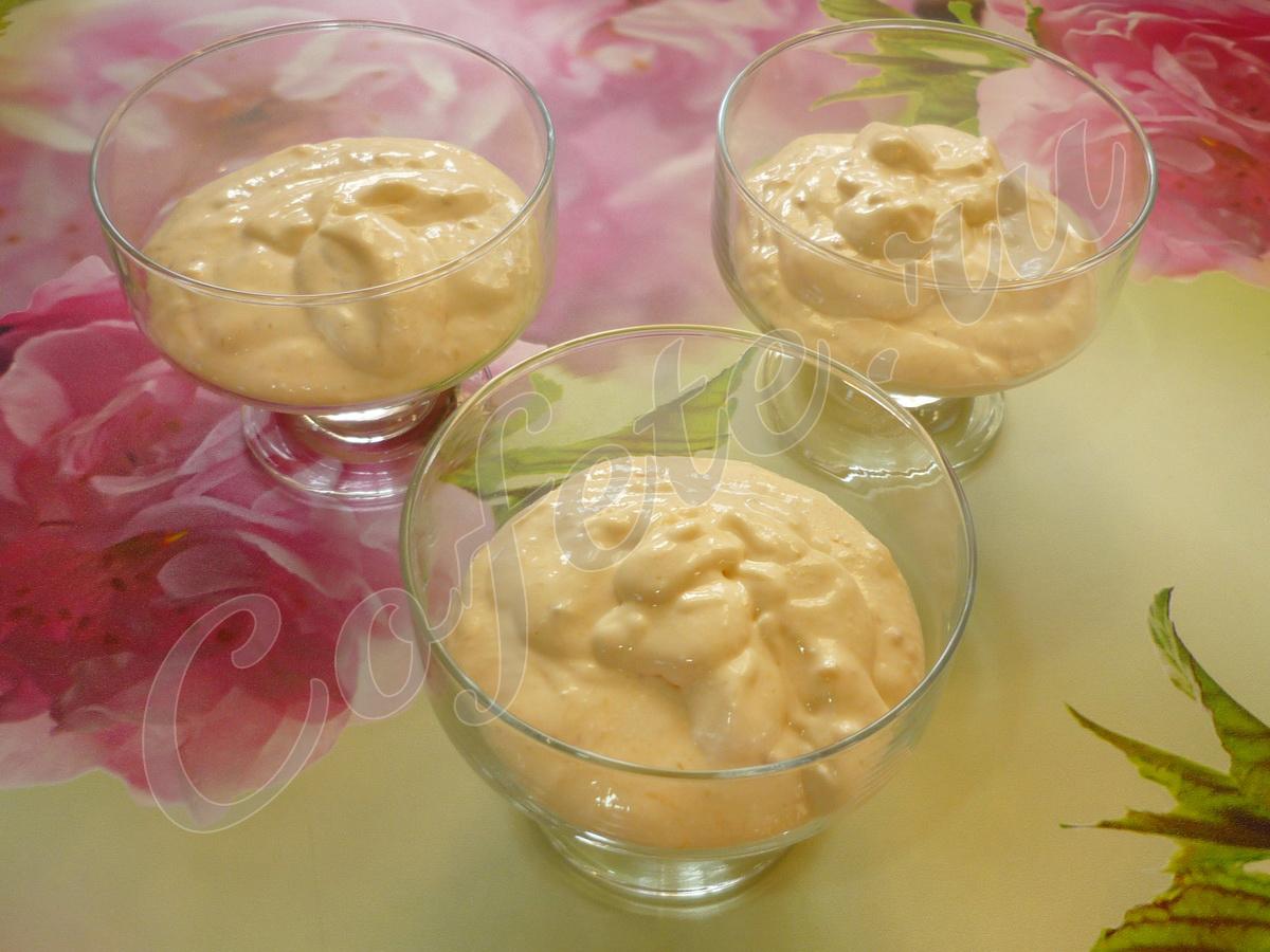 Разливаем десерт по креманкам