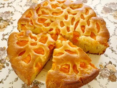 Разрезаем пирог