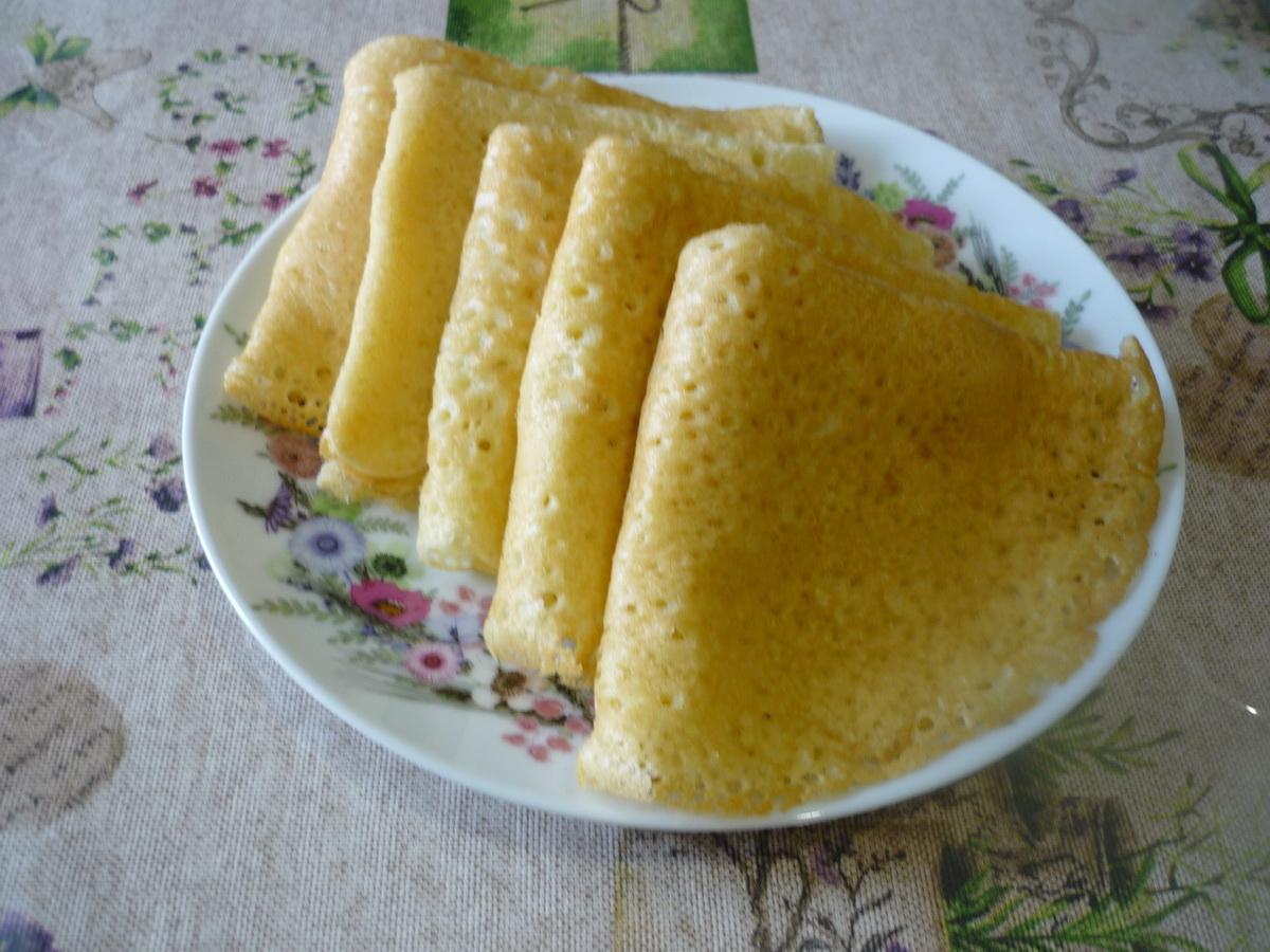 Рисовые блины