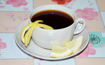Классический вид кофе Романо
