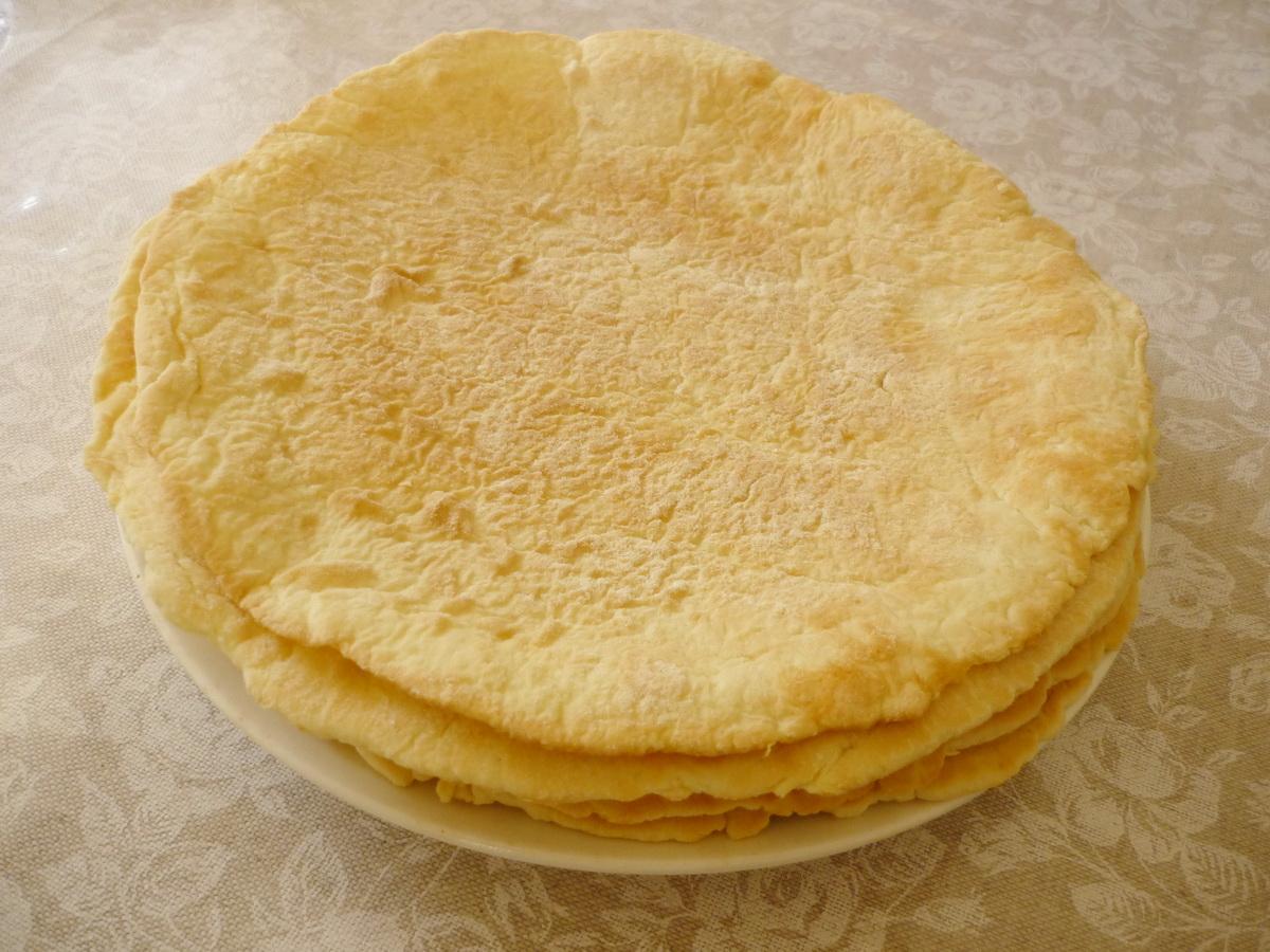Торт сметанный, рецепты с фото 74
