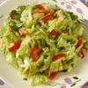 Лёгкий салат из пекинской капусты