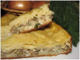 Тесто для пирогов от Е. Вильмонт