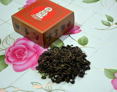 Чай Улун с коробкой