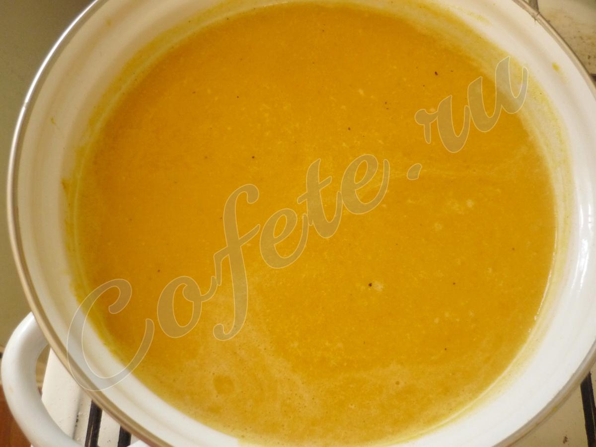 Варим тыквенный суп