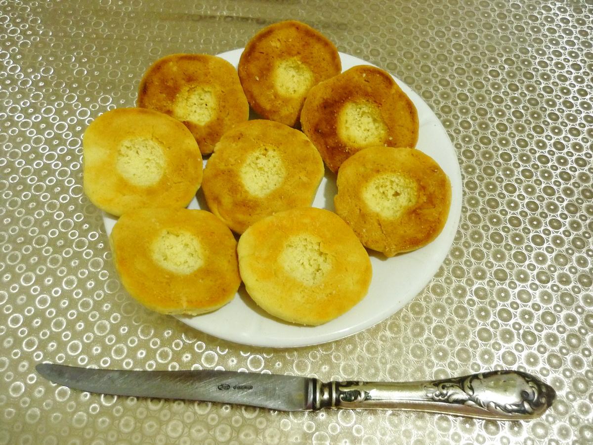 Пошаговый рецепт печенья персики с