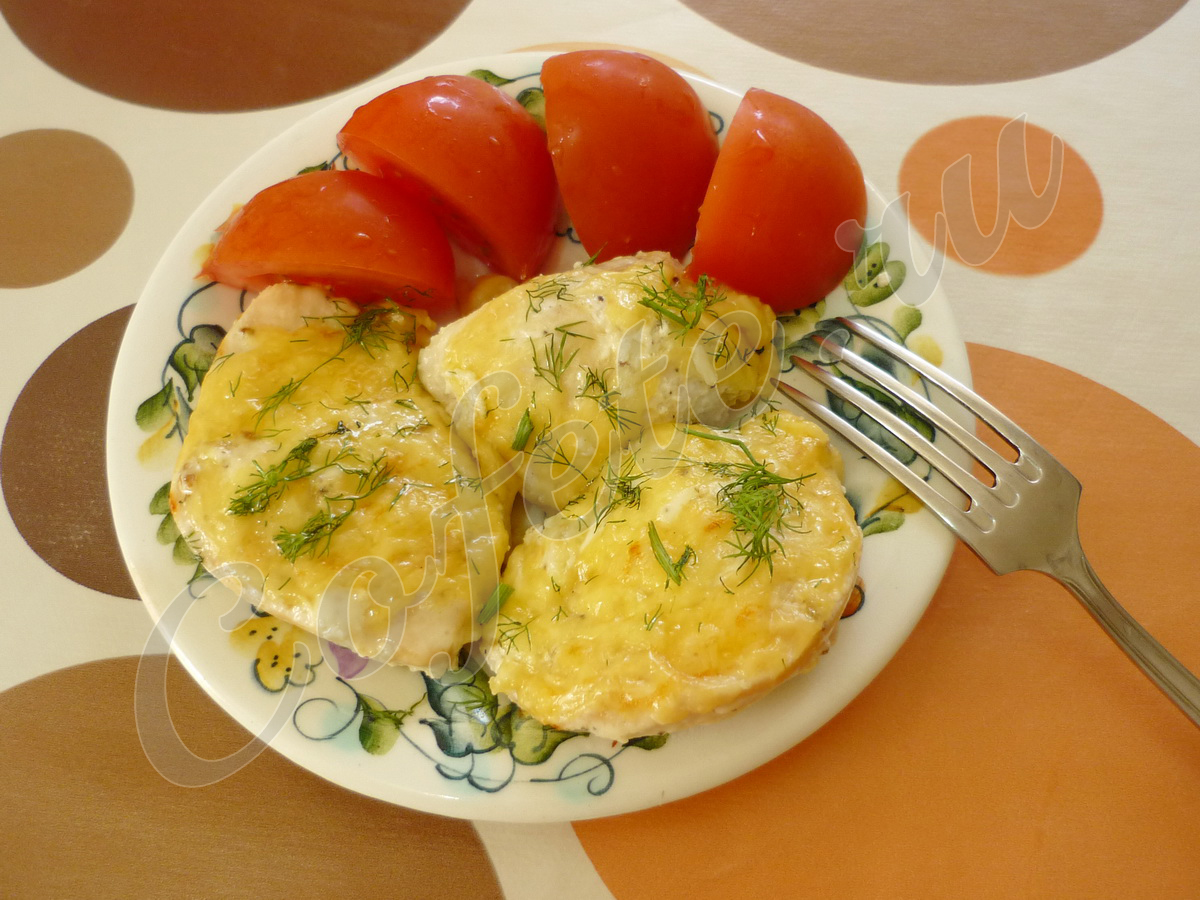 Запечённые куриные грудки по рецепту Ирины Аллегровой