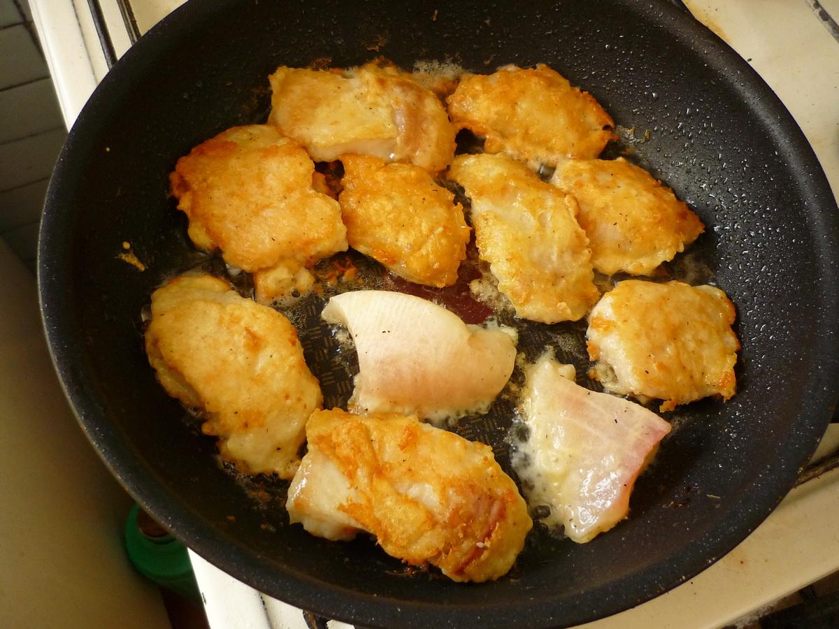 Как приготовить филе морского языка на сковороде рецепт